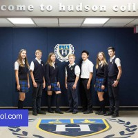 Hudson College Picture in Lechool