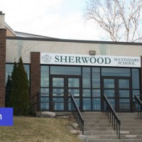 Sherwood Secondary School Picture in Lechool
